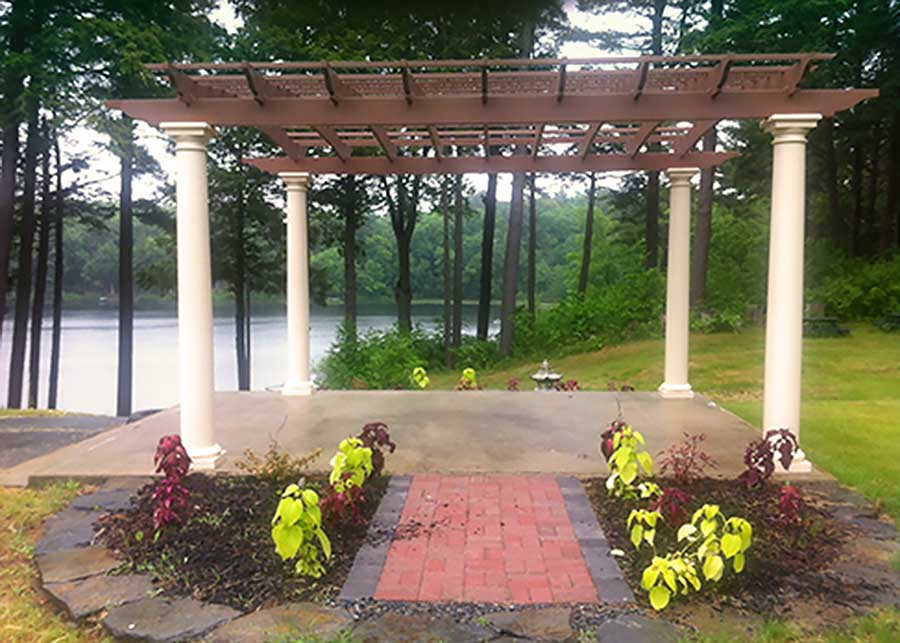 Boston Conference Center Pavillion Lake